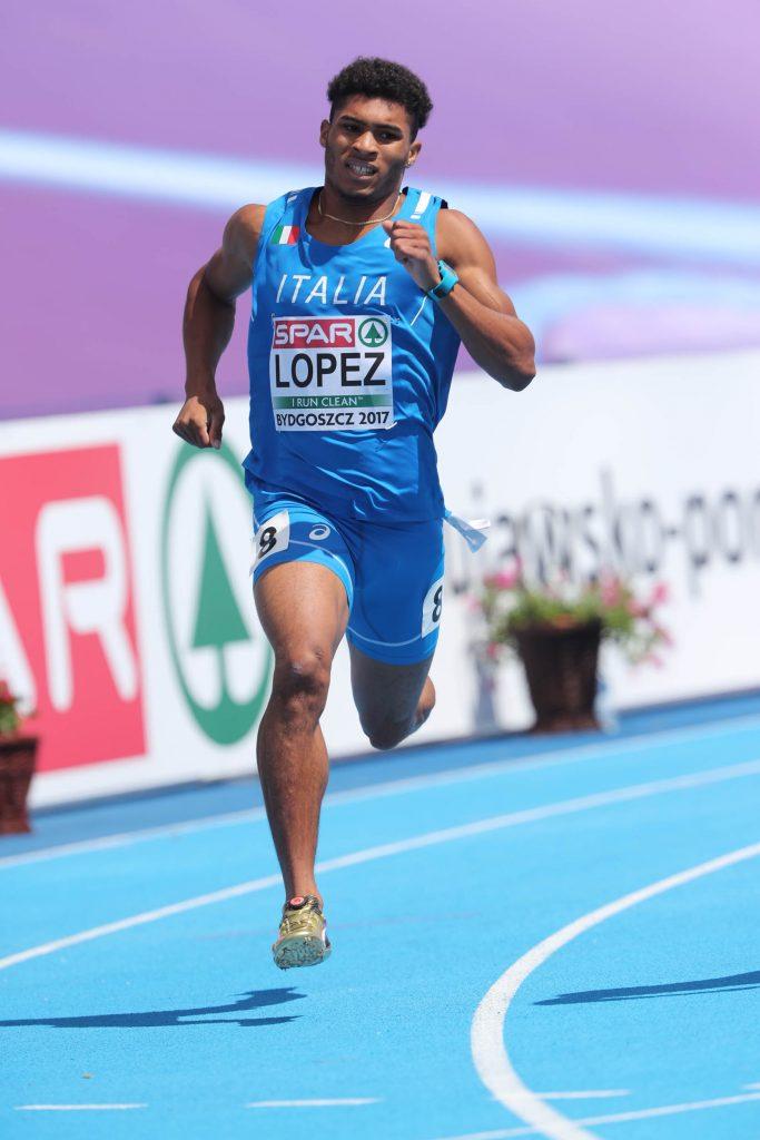 Europei U 23: Brayan Lopez si prende il bronzo nei 400 metri
