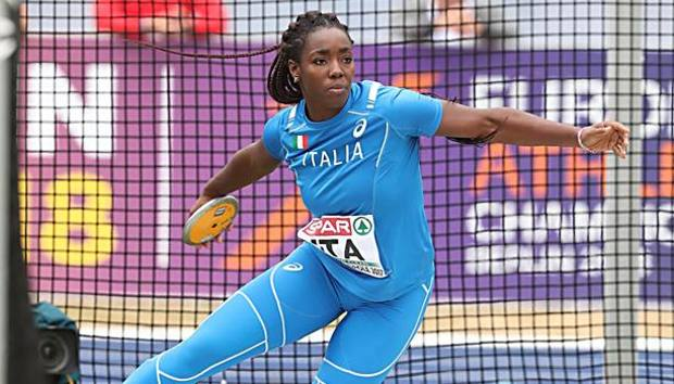 Universiadi atletica: splendido oro per Daisy Osakue nel disco