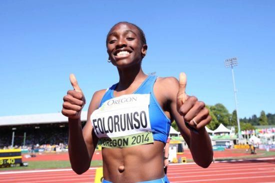 Universiadi atletica: raggiante oro per Ayomide Folorunso nei 400 ostacoli