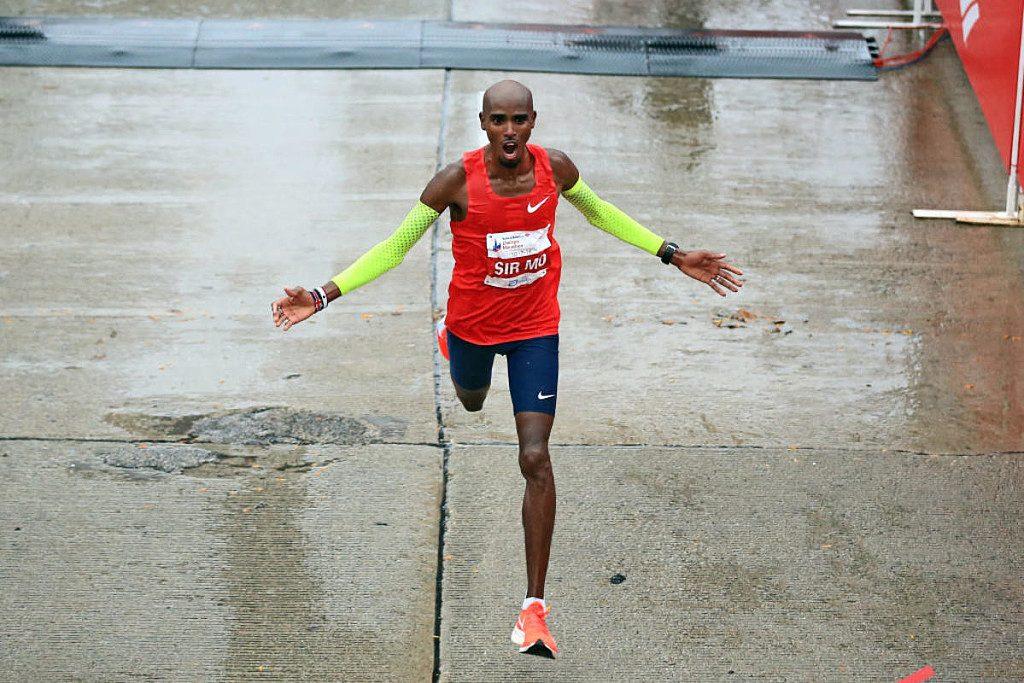 Mo Farah riuscirà a correre i 10.000 metri ai mondiali di Doha?