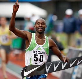 A 44 anni Bernard Lagat corre la Gold Coast Marathon in 2:12:10