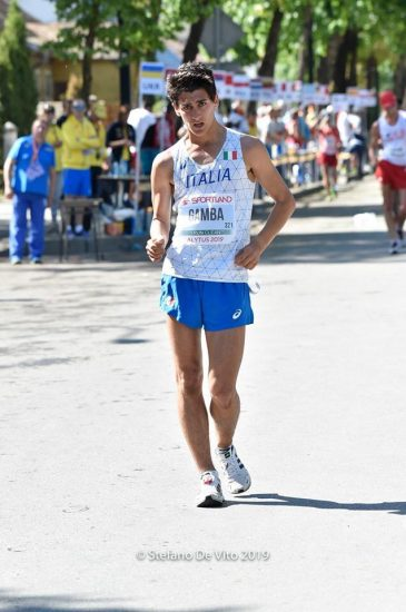 Calendario Gamba Doro 2020.Eyof Baku Immediato Oro Per L Italia Gabriele Gamba Vince