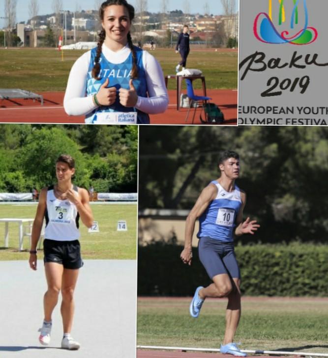 Festival della gioventù allievi: ecco i convocati azzurri per Baku