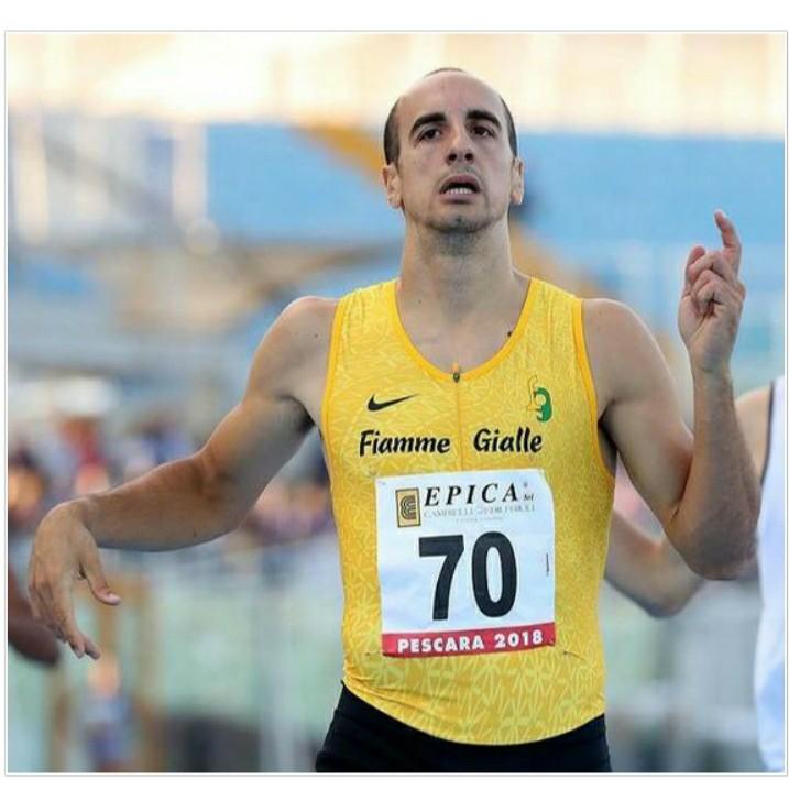 Monaco: disavventura per Davide Re, costretto a correre un 400 e... 200 metri