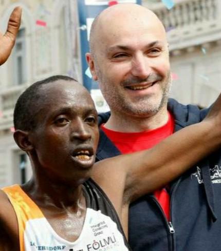 Querela di Fabio Carini-patron del Trieste Running Festival- a Repubblica e Fatto Quotidiano