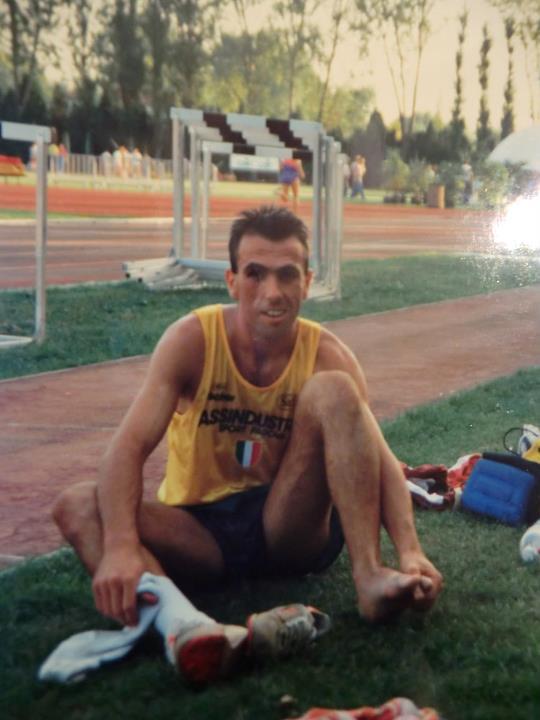È morto a 45 anni Luciano Rigo, ex triplista sconfitto da un male incurabile
