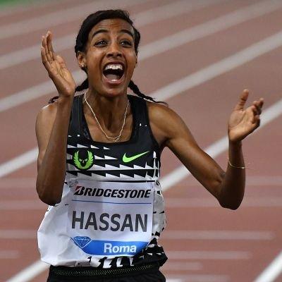Spettacolare record europeo di Sifan Hassan nei 3000 metri al Prefontain Classic