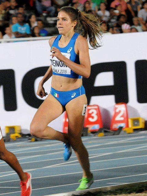 Europei U 23: consistente bronzo di Marta Zenoni nei 1500 metri