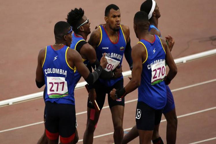 Il video della clamorosa vittoria della Colombia sugli Usa nella 4x440 metri ai Panamericani