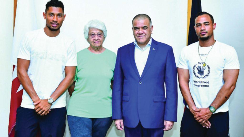 Wayde van Niekerk e i tanti dubbi sulla partecipazione ai mondiali di Doha
