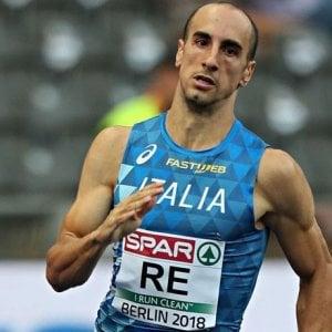 Davide Re miglior tempo nelle batterie dei 400 metri del Campionato Europeo a squadre di Bydgoszcz