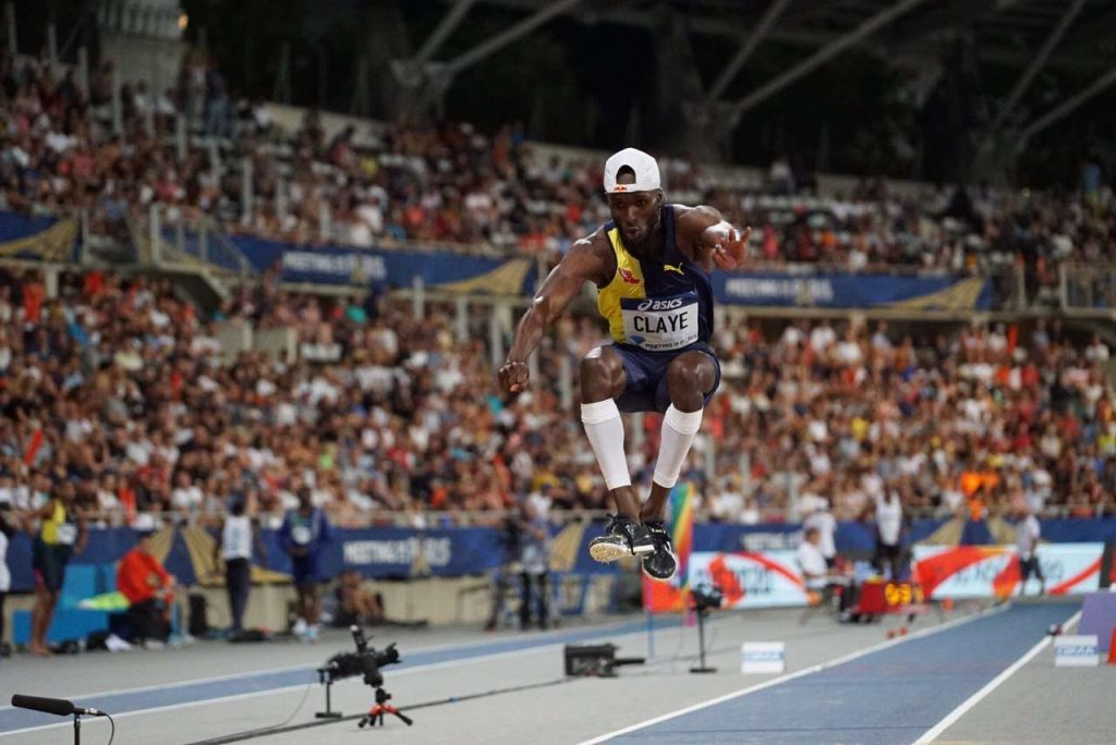Diamond League: super salto di Will Claye nel triplo, 18,06!