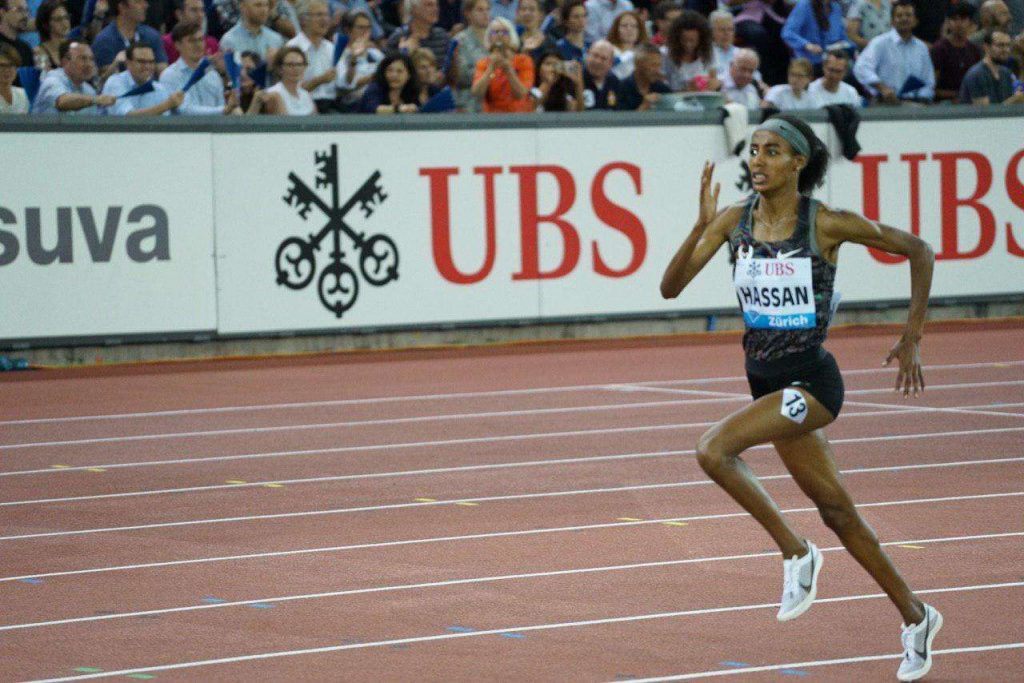 Zurigo diretta free streaming: Sifan Hassan dirompente nei 1500 metri