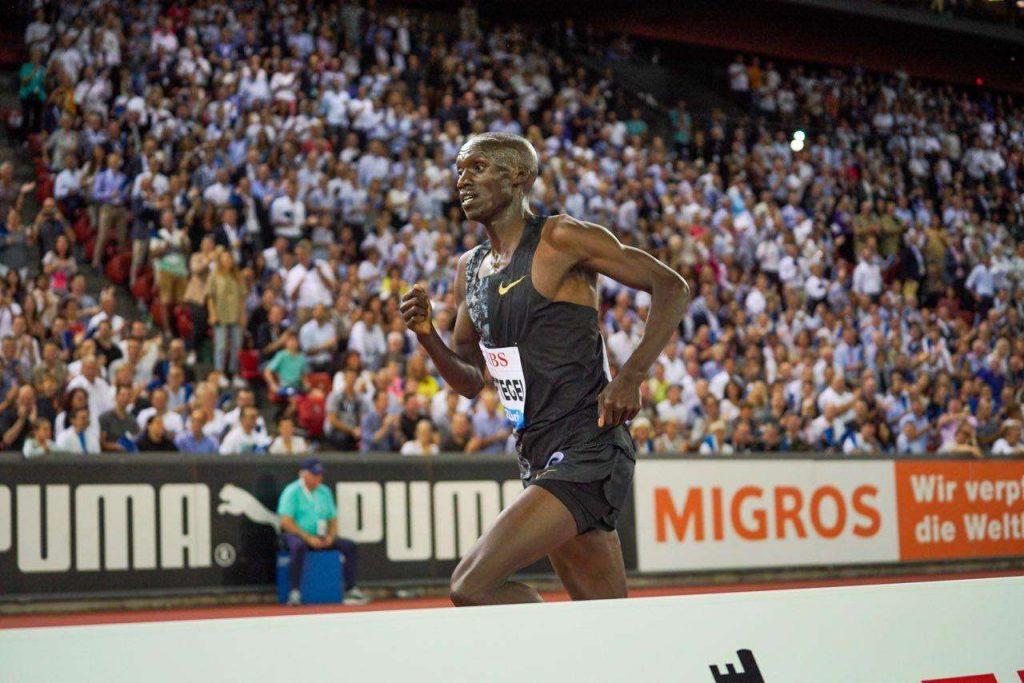 Zurigo diretta: Joshua Cheptegei PB nei 5.000 con 12: 57.41!