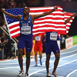 Aggiornamento caso Coleman: a inizio settembre si deciderà il futuro dello sprinter