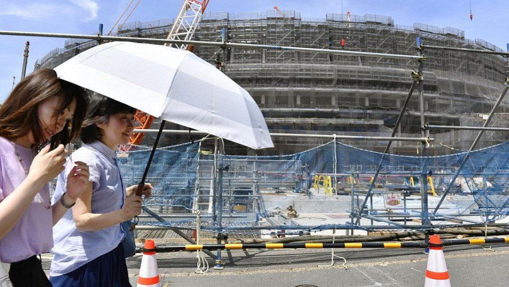 Tokyo 2020: crescono le paure per il gran caldo dopo 11 morti e oltre 5.000 ospedalizzati