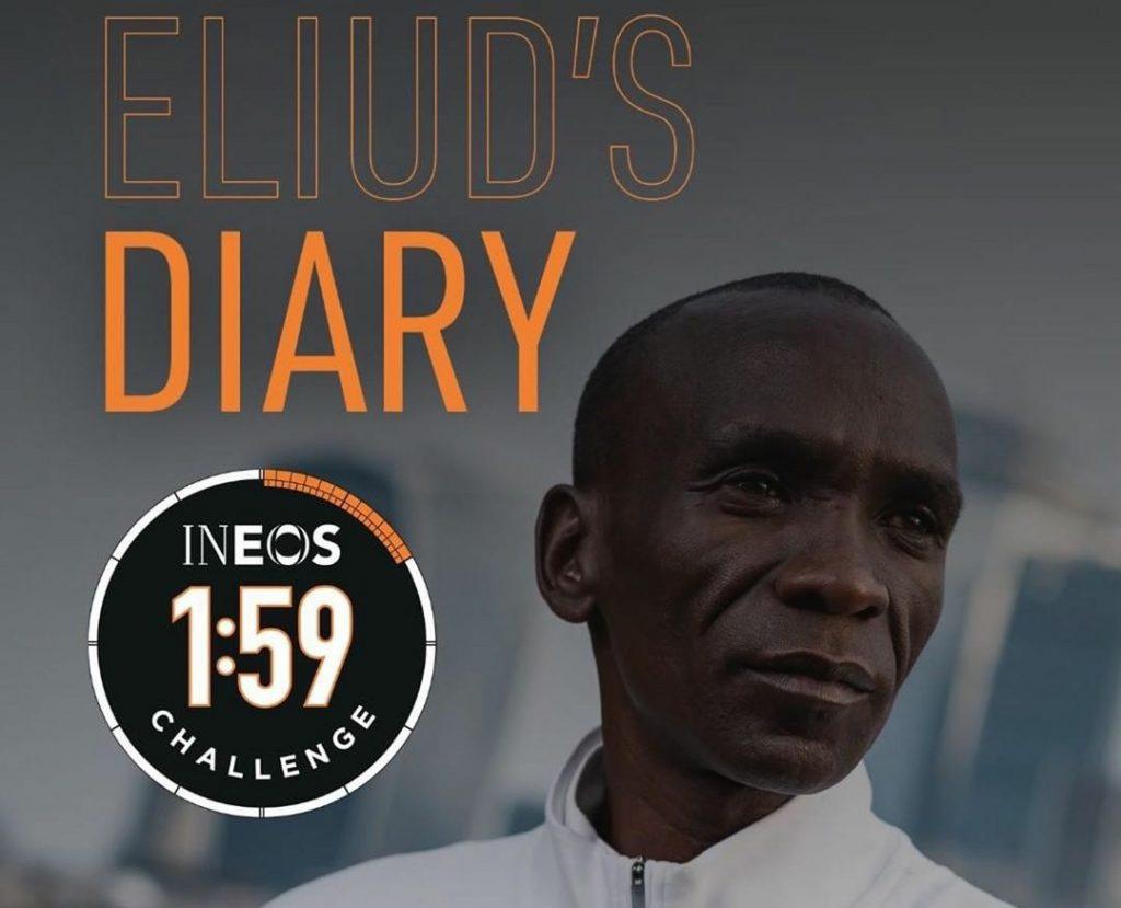 Il video film con  Eliud Kipchoge che prepara il sub 2 ore nella maratona