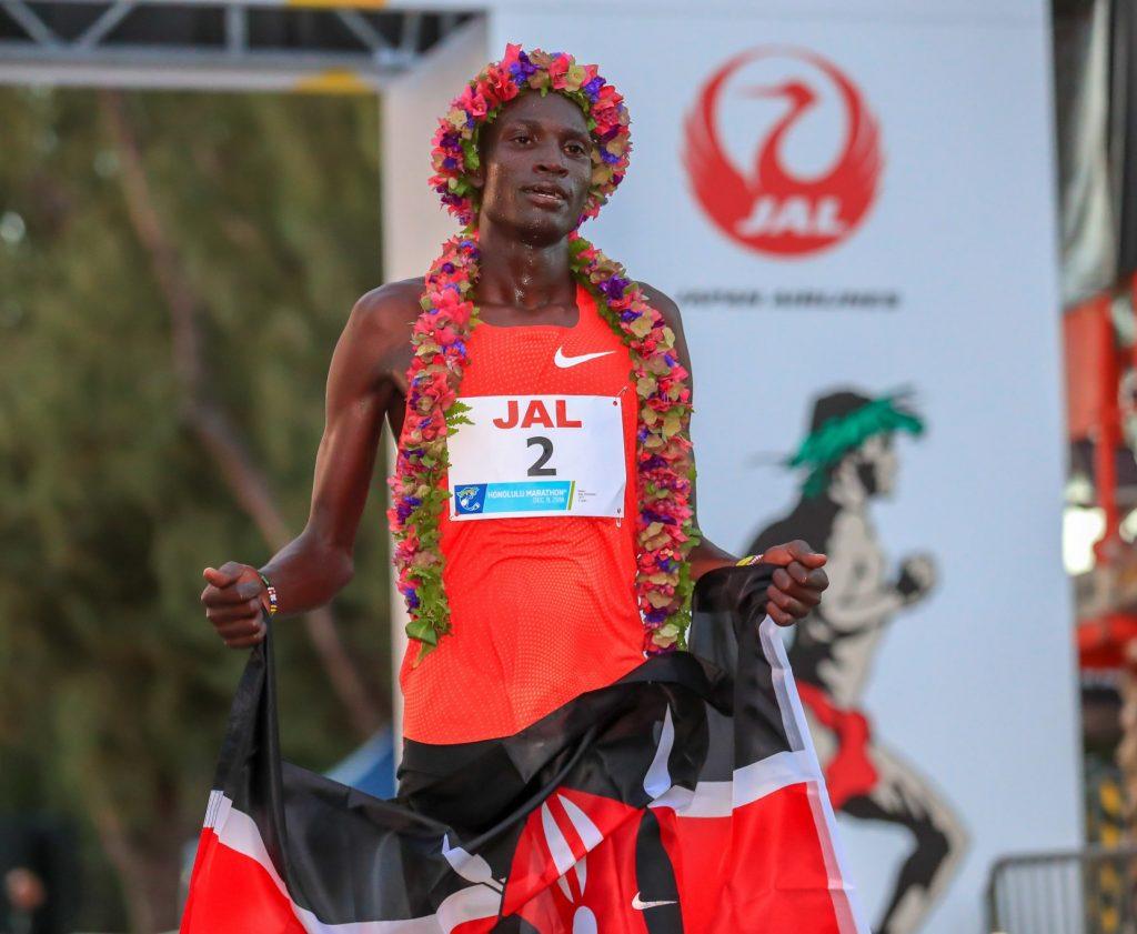 Ekiru fa la storia: è il primo keniano a vincere la mezza maratona ai Giochi africani