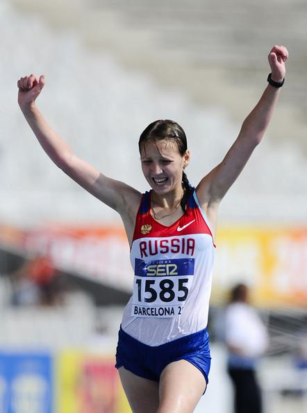 Doping: super squalifica di 8 anni per la marciatrice russa  Medvedeva