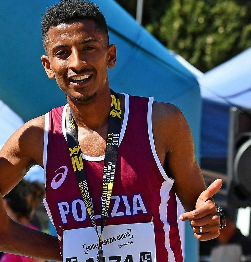 Eyob Faniel e Giovanna Epis domani in gara nella  Maratonina Città di Scorzè