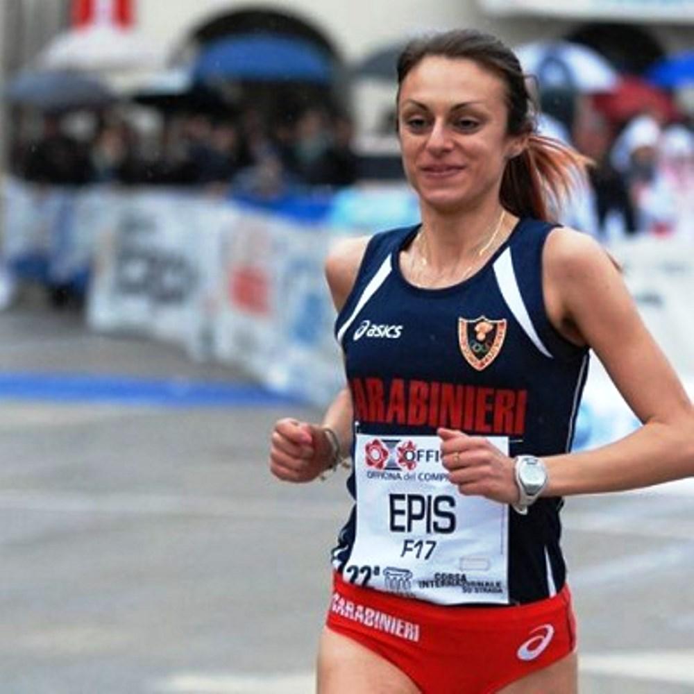 Giovanna Epis vince nettamente la Ledro Running
