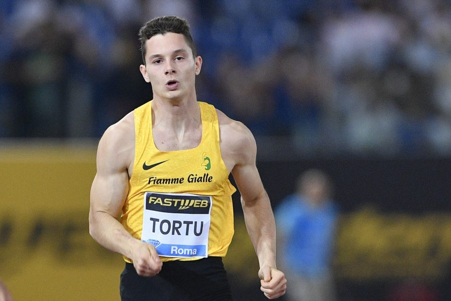 FILIPPO TORTU pronto a tornare in gara a Rovereto il 27 agosto