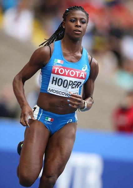 Deciso miglioramento di Gloria Hooper nei 200 metri a Bruxelles