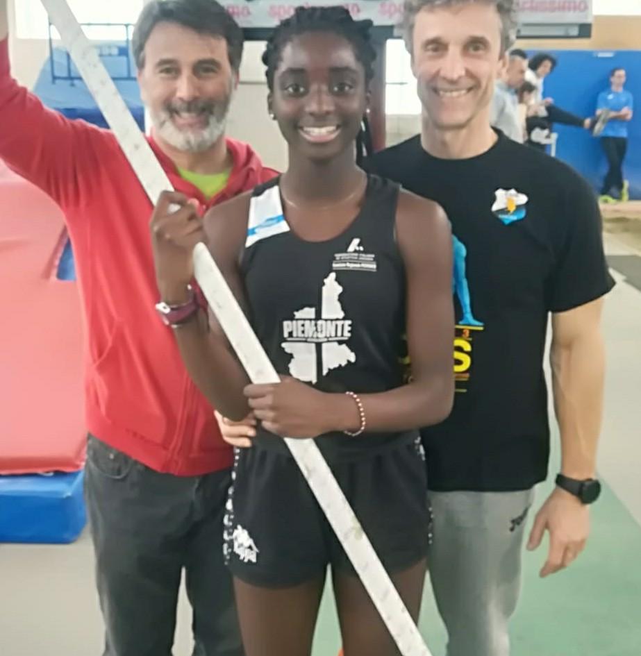 Aosta: Nnachi 3,80 nell'asta cadette, stasera in pedana Sonia Malavisi e Roberta Bruni-LA DIRETTA STREAMING