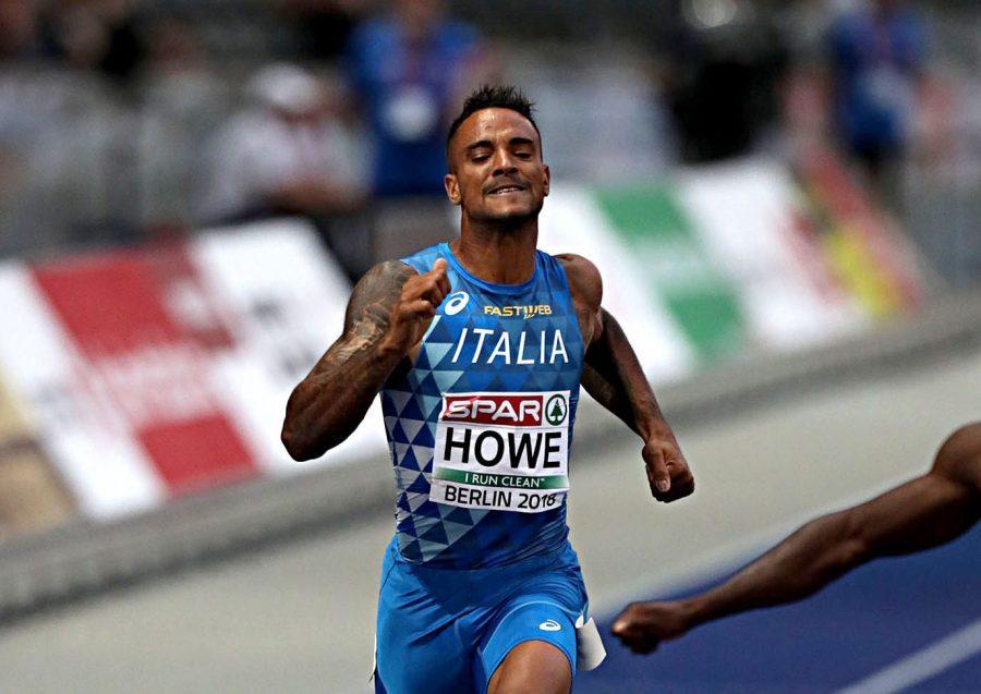 Howe, Malavisi e Bruni oggi in gara a Rieti