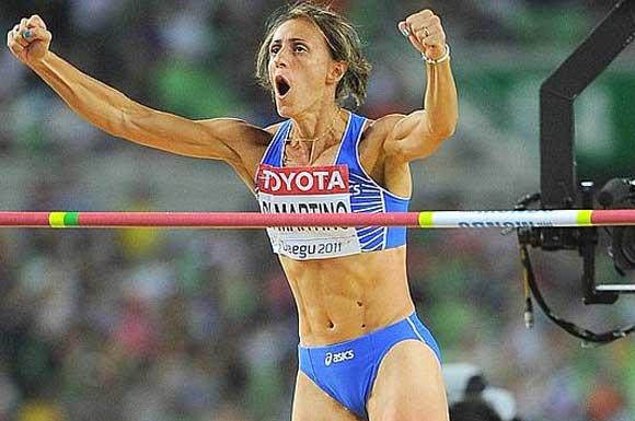 È ufficiale: Antonietta Di Martino riceverà il bronzo mondiale del 2009!