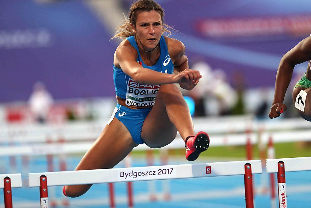 Bydgoszcz: Luminosa Bogliolo vola in finale nei 100 ostacoli con il miglior tempo