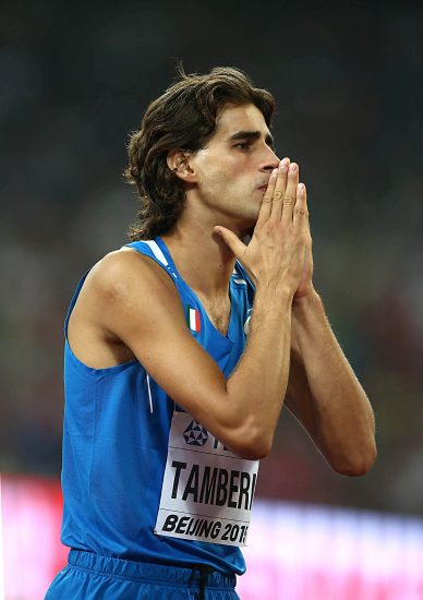 Gianmarco Tamberi rinuncia alla Diamond League a Parigi