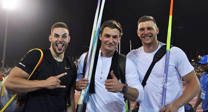 Preview Campionati tedeschi 3-4 agosto:  ecco i protagonisti maschili