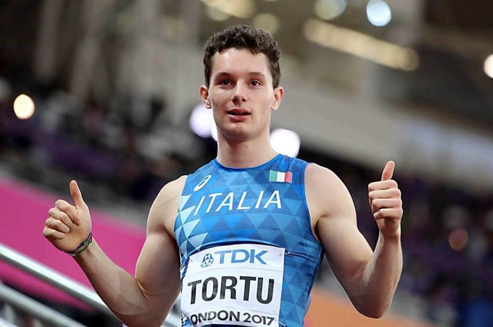 """Filippo Tortu determinato: """"A Doha tornerò sotto i 10 secondi"""""""