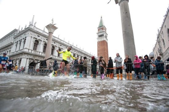 Venicemarathon 2018 photo © Matteo Bertolin