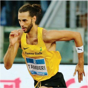 Gianmarco Tamberi torna in gara sabato a Parigi nella Diamond League