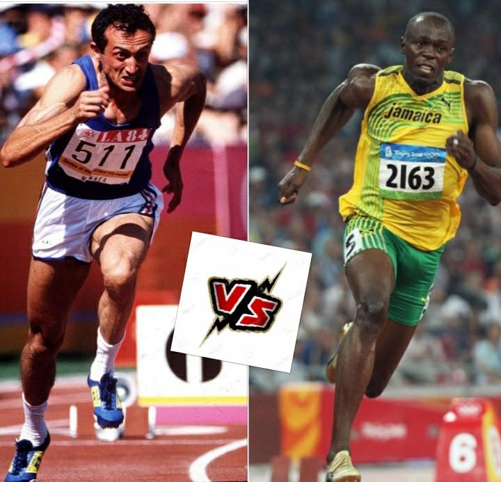 Pietro Mennea VS Bolt stasera su Rete4