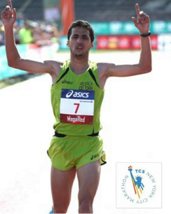 Yassine Rachik parteciperà alla Maratona di New York 2019