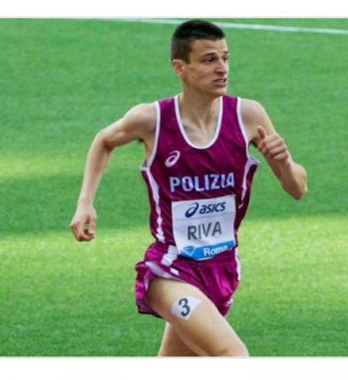 Pietro Riva distrugge il PB NEI 3000 metri in Belgio