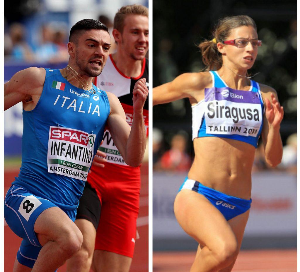 """Antonio Infantino corre 20""""52 sui 200 a La Chaux-de-Fonds, rientra Irene Siragusa"""