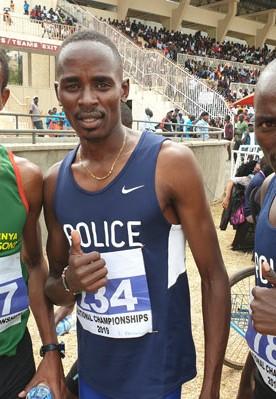 Torna col botto il campione del mondo dei 1500 metri Manang'oi vincendo i trials keniani