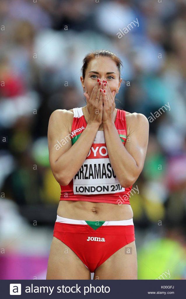 Doping sospesa Marina Arzamasova, campionessa del mondo degli 800 metri