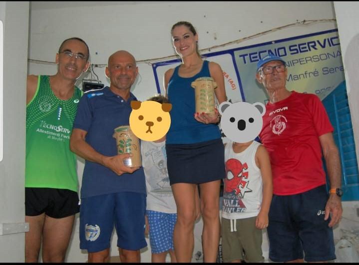 Podismo: Salvatore Geraci e Angela La Monica vittorie di pregio alla 13 edizione del Trofeo Podistico Estate Riberese BioRace.
