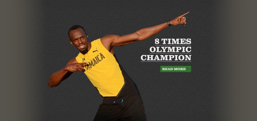 Solo Usain Bolt non è mai stato implicato in casi di doping nella classifica dei migliori 8 velocisti mondiali alltime