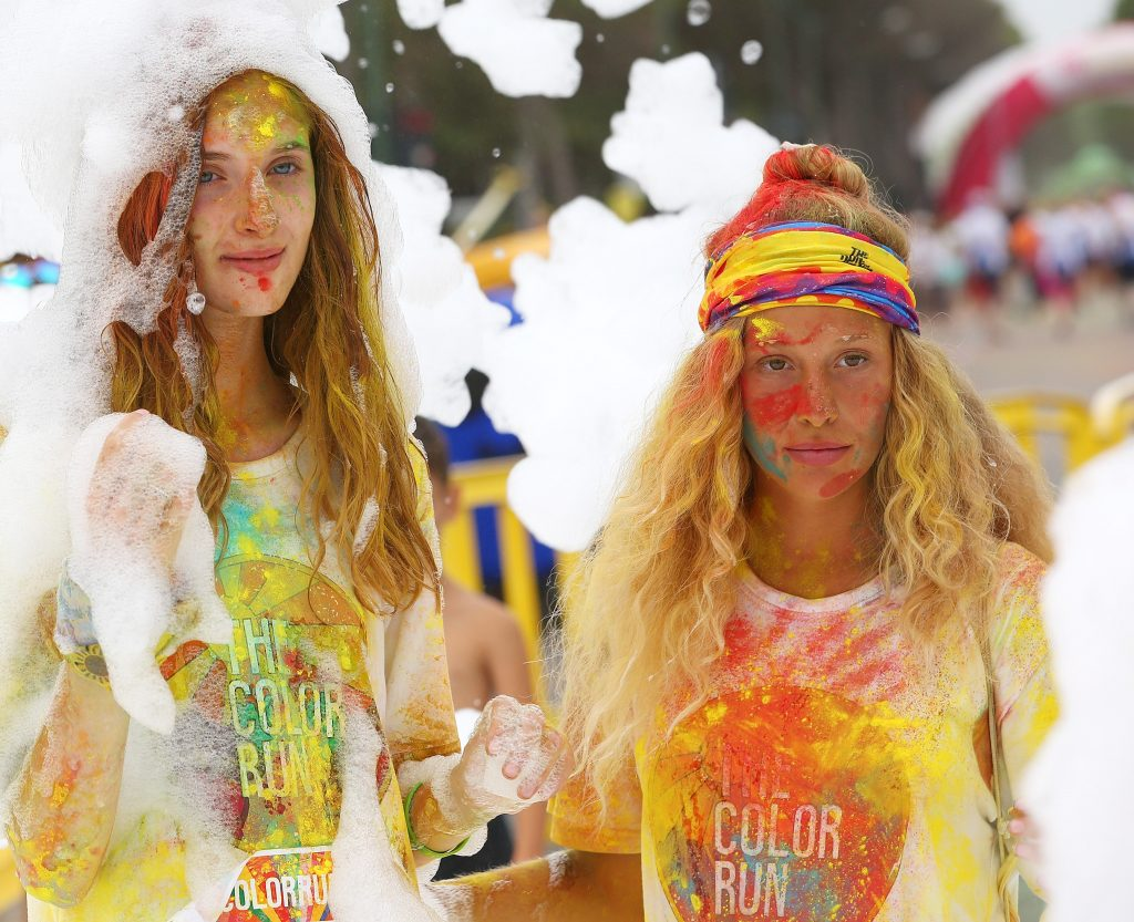THE COLOR RUN_Sabato 14 settembre a Milano la finale del tour