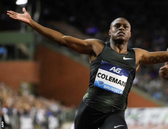 """Christian Coleman: """"non ho mai fallito un test antidoping, ci vediamo a Doha"""""""