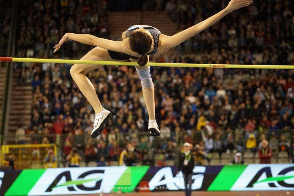 Bruxelles Live: Mariya Lasitskene vince ancora nell'alto, serata sfortunata per Elena Vallottigara
