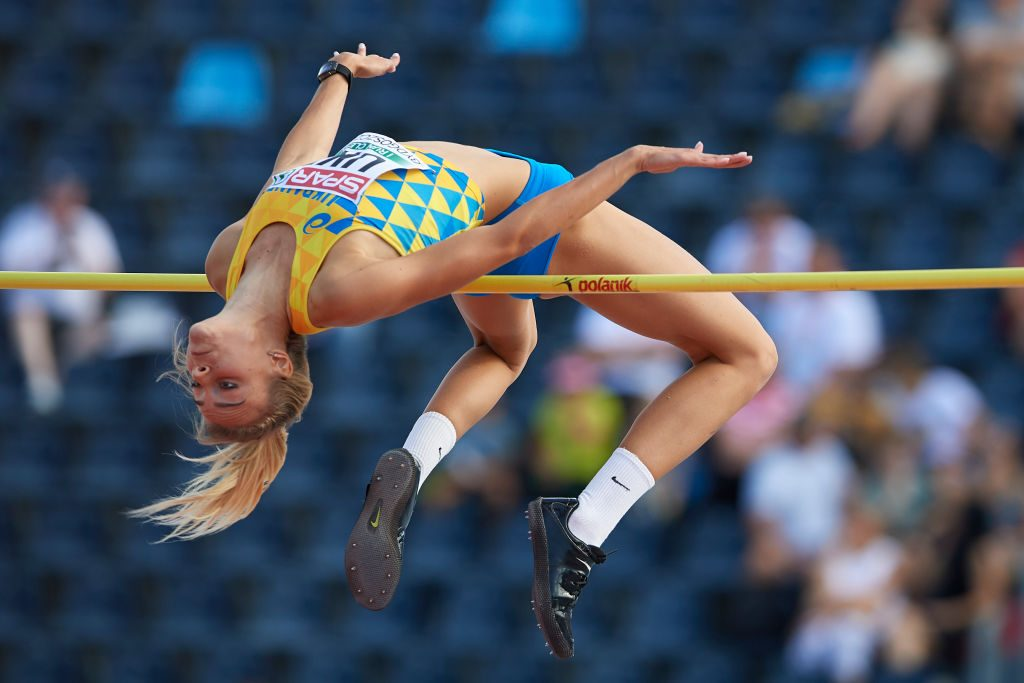 Europa-Usa: spettacolo nell'altro femminile,  Yulia Levchenko batte Maria Lasitskene