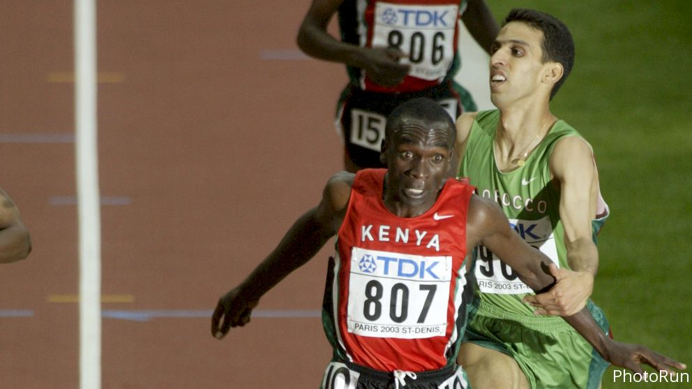 Road to Doha: il video di ELIUD KIPCHOGE che vince i 5000 metri a 18 anni