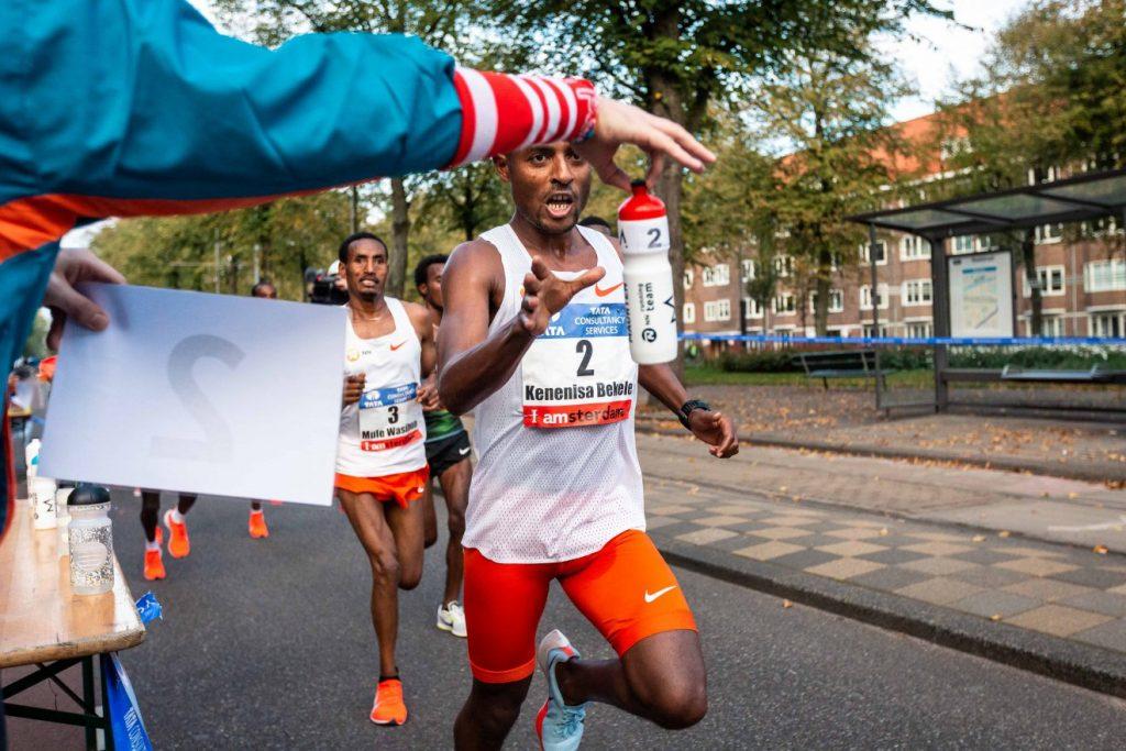 Il video-highlights di Kenenisa Bekele che sfiora il record mondiale nella Maratona a Berlino